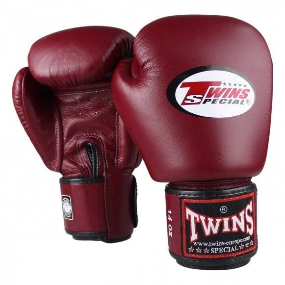 Twins BGVL3 WINE RED training (kick)bokshandschoenen