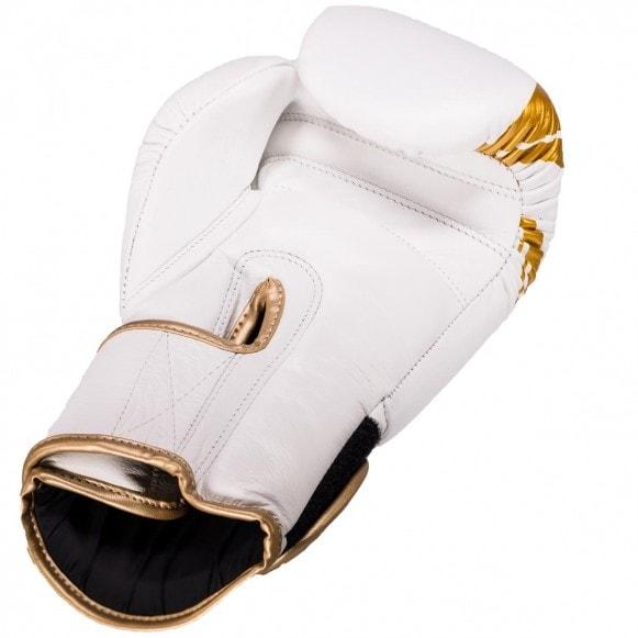 Booster Pro BGL 1 V3 wit/goud (kick)bokshandschoenen
