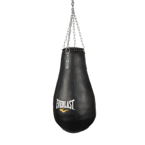 Everlast tear drop heavy bag
