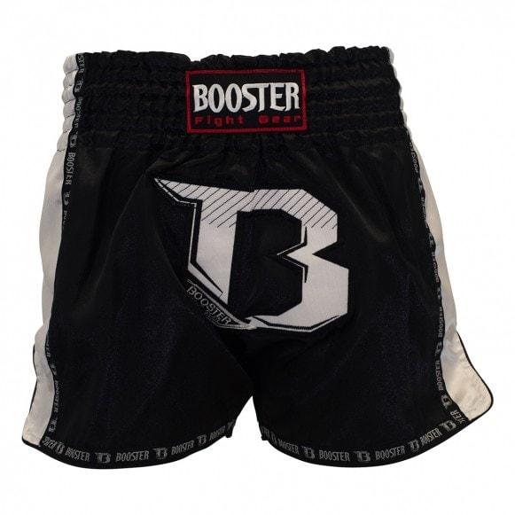 Zwarte fightshort van Booster tbt-pro.