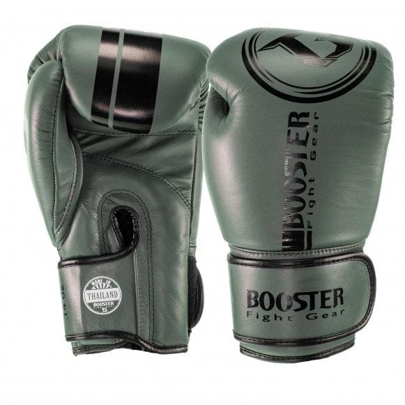 Kickbokshandschoenen van Booster Pro, de BLG Dominance 3.