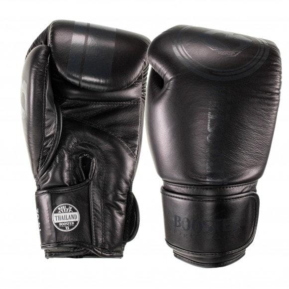 Kickbokshandschoenen van Booster Pro, de BLG Dominance 4.