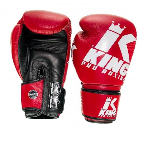 Kickbokshandschoenen van King, de kpb-bg Platinum 4.