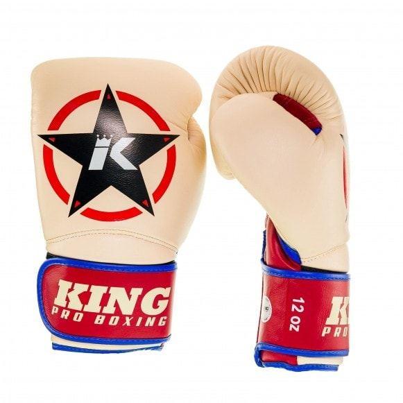 King kickbokshandschoenen, de kpb bg Vintage 1.