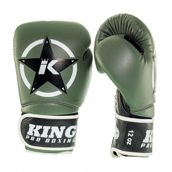 King kickbokshandschoenen, de kpb bg Vintage 3.