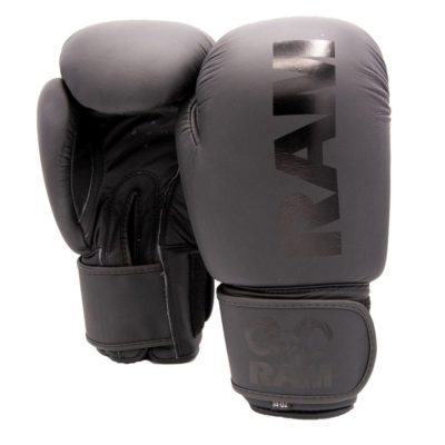 RAM Pro Deluxe (Kick)bokshandschoenen Leer